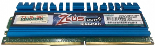 KingMax Zeus 16GB DDR4-3000