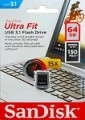 Sandisk Ultra Fit USB 3.1 Flash Drive 64GB 	 (SDCZ430-064G-G46)