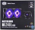 CoolerMaster MasterLiquid ML240L RGB (MLW-D24M-A20PC-R1)
