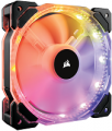 CORSAIR HD120 RGB LED High Performance 120mm PWM Fan (CO-9050065-WW)