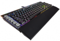 CORSAIR K95 RGB PLATINUM Mechanical Gaming Keyboard — CHERRY® MX Speed — Gunmetal (CH-9127114-NA)