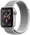 Apple Series 4 GPS, 40mm Silver Aluminium Case with Seashell Sport Loop, MU652VN/A