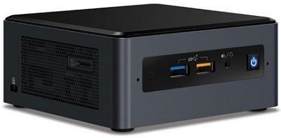 Intel® NUC Kit NUC8i5BEH6