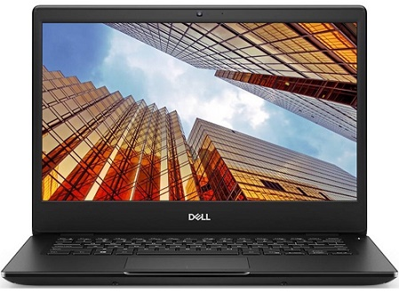 DELL Latitude 3400 Business Laptop (L3400I5HDD-Black)
