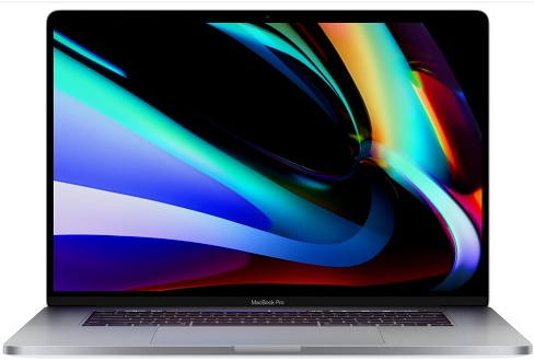 APPLE MacBook Pro 2019 (MVVL2SA/A) Silver