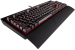 CORSAIR K68 Mechanical Gaming Keyboard — Red LED — CHERRY® MX Red (CH-9102020-NA)
